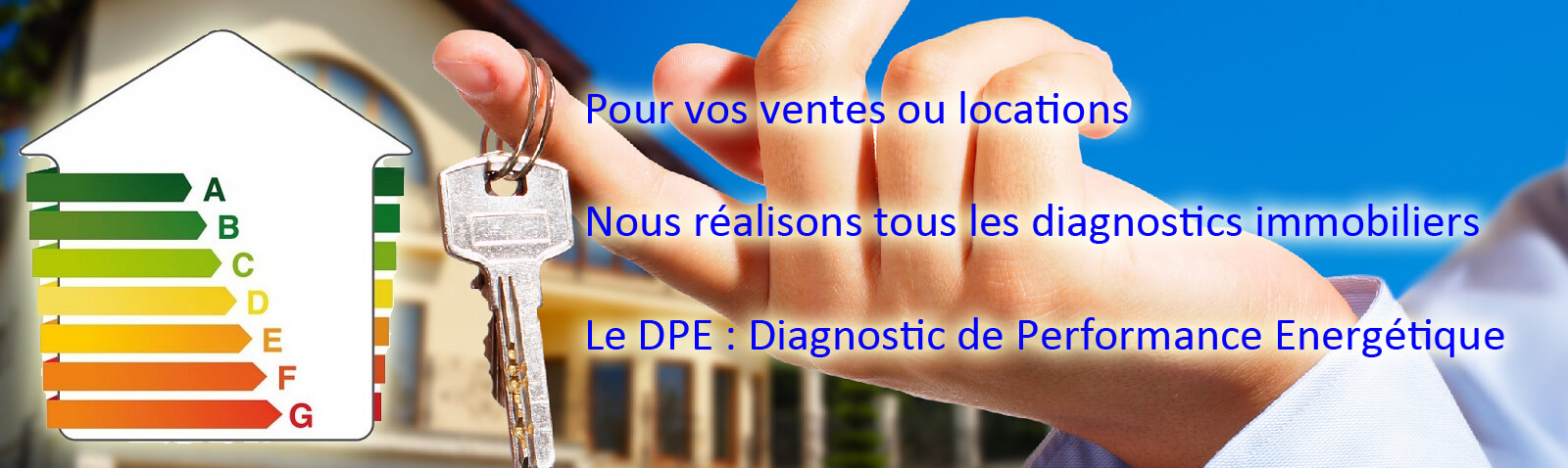 Diagnostics Immobiliers Performance Energetique